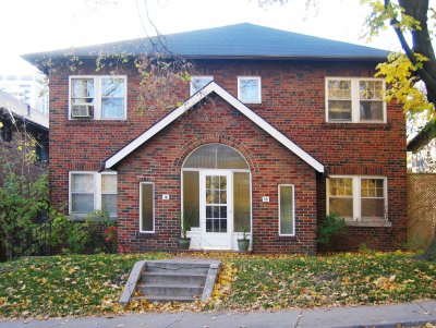 Davisville Village home in Toronto