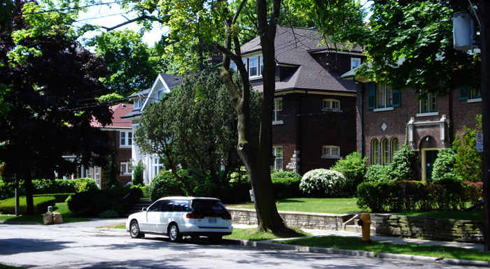 Deer Park home in Toronto