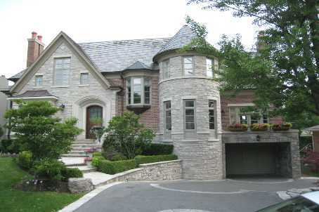 Lawrence Park home in Toronto