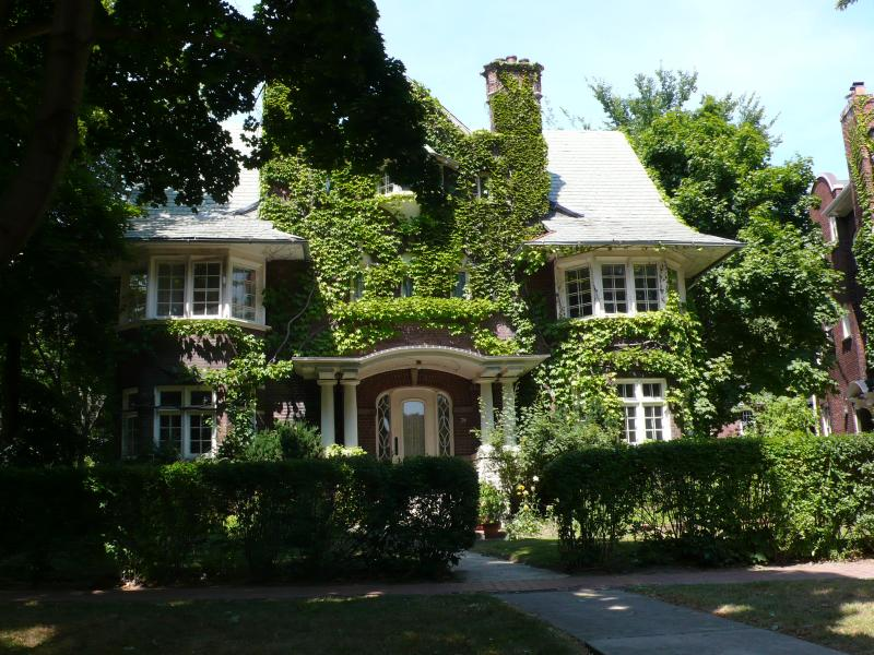 Rosedale home in Toronto