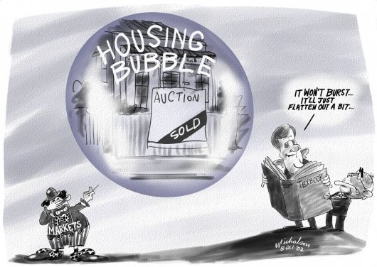 Stephen Harper Housing Bubble