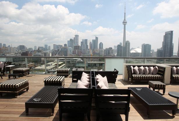 Superb Toronto Rooftop Patios